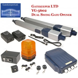 YG 5602 Dual Swing Gate Opener USA Version